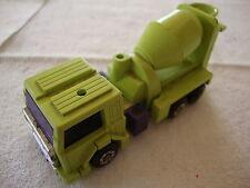 Transformers Transforming Takara 1980-84 Devastator Construction Cement  Truck