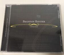 Brandon Rhyder - Conviction CD Album Music *NEW*