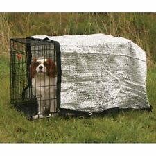 Dog Crate Covers Solar Shade Canopies Block Sunlight Keep Pets Cool Choose Size