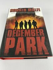 Special SIGNED/Numbered Edition December Park by Ronald Malfi, #309 of 550