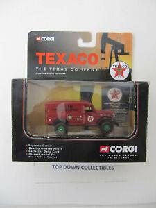 Texaco Dodge 4 X 4 Texas Pipeine 1/12  CORGI Series #1