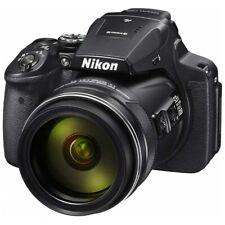 Nikon COOLPIX P900 Black Compact Digital Camera Japan Ver. New / FREE-SHIPPING