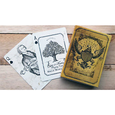 Rise Of A Nation Standard Ed. Deck Playing Cards Poker Size Magic Tricks Games