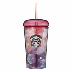 Starbucks Cold Cup Tumbler Jellyfish 355ml Limited Japan 2020 Summer New
