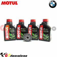 KIT TAGLIANDO OLIO + FILTRO OLIO MOTUL 5100 10W30 BMW 1200 R RT LC 2016
