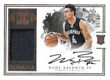 Checklist Original Basketball Trading Cards