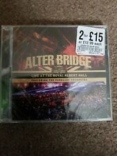 Alter Bridge - Live At The Royal Albert Hall ft The Parallax Orch.. (NEW. 2 CD)