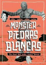 THE MONSTER OF PIEDRAS BLANCAS - DVD - Region 1 - Sealed