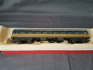 HORNBY R4153a NETWORK SOUTHEAST MK2A 2ND CLASS OPEN WEATHERED COACH MINT BXD