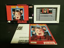 Home Alone (Super Nintendo Entertainment System, 1991) SNES Complete Boxed
