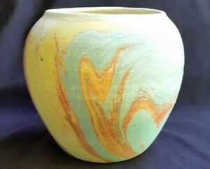 Garden of The Gods Pottery Vase, Colorado Springs