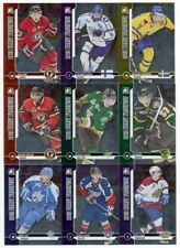 2013 In The Game Draft Prospects Hockey 180-Card Base Set