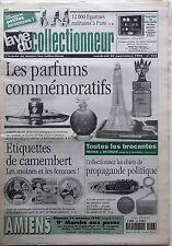 La Vie du Collectionneur n°153- Parfums commémoratifs Etiquettes de camembert