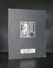 CNAC # LOUISE NEVELSON # 1974, vg+++