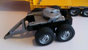 Bruder towing dolly, 42641, brand new. Suit Tamiya, Wedico, 1/16 r/c. Free Post.