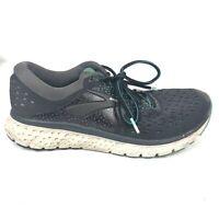 Brooks Glycerin 16  Running Shoes Womens Size 10.5 10 1/2 B Medium Black Blue