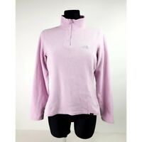 THE NORTH FACE  PULLOVER PINK M DAMEN  ORIGINAL