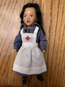 Accessory Doll for Nola and her Nurse Helen Kish