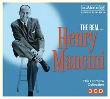 HENRY MANCINI - THE REAL...HENRY MANCINI 3 CD NEW+