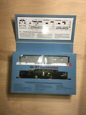 Life-Like Proto 2000 Ho Scale Undecorated Locomotive #21072 New In Box