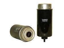 (3) PACK Fuel Water Separator Filter Wix 33536 Deere Clarke Hitatchi AG-CHEM