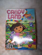 2007 CANDYLAND Dora Explorer Edition PC/MAC Game NICE