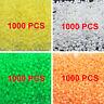 1000pcs/Set DIY 5mm Mixed Colours HAMA/PERLER Beads for GREAT Kids Crafts