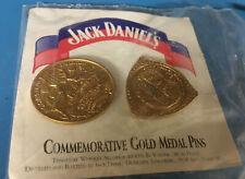 Jack Daniels Vintage Gold Medal Commemorative Limited Edition Pin Set