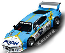Carrera Digital BMW M1 Procar Sauber Racing #90 Slot Car 1/24 23828