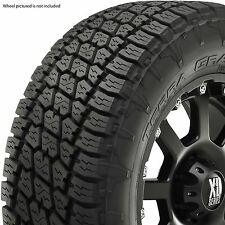 4 New 265/70R17 Nitto Terra Grappler G2 Tires 265/70-17 4 Ply 115T