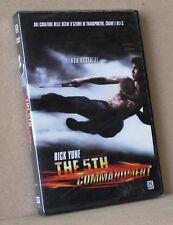 THE 5TH COMMANDMENT - Yune, one movie, dvd, 90', usa 2008, italiano inglese