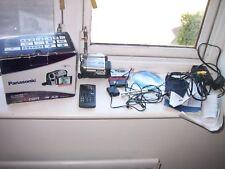 Raro-cámara de vídeo Grabadora Panasonic Handycam Modelo NV-GS55EB
