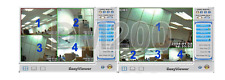 Multi-View RCA BNC To USB Surveillance For Security Video Recording On PC