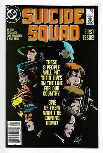Suicide Squad #1 DC Comics 1987 VF
