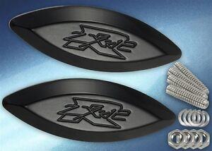 Kawasaki ZX12 Mirror Block Off Plates / Caps / Eliminators ZX12R