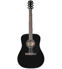 Fender CD-60 Dread V3 DS Acoustic Guitar - Black Walnut