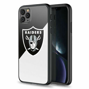 Las Vegas Raiders For iPhone 12/11/Pro/Max/XS/XR/X/8/7 Shockproof Case Covers