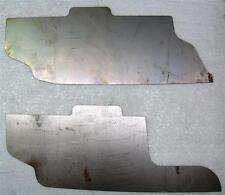 Nissan Patrol GQ Quarter Chop Plates