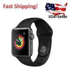 Apple Watch Gen 3 Series 3 42mm Space Gray Aluminum