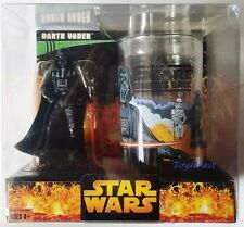 STAR WARS DARTH VADER FIGURE & COLLECTIBLE CUP MISB new