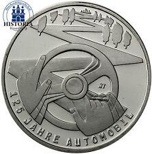 Deutschland 10 Euro 2011 bfr. 125 Jahre Automobil