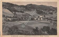 Cartolina - Postcard - La Santona - Panorama - anni '40