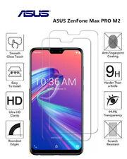 [2 Pezzi] Pellicola in vetro TEMPERATO per ASUS ZenFone Max PRO M2
