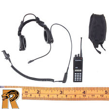 SDU Assault Leader - Radio w/ Headphones Set - 1/6 Scale - Soldier Story Figures