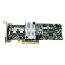 LSI MegaRAID SATA/SAS 9260-8i 6Gb/s PCI-E 512MB RAID Controller Card SFF bracket