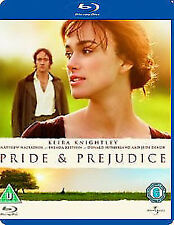 Pride & Prejudice Blu-Ray NEW BLU-RAY (8275462)