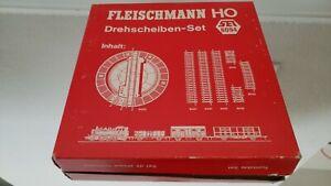 FLEISCHMANN HO TURNTABLE SET 6094