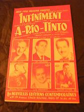 Partizione Infinitamente Luis Machaco Ha Rio Colombo Di Tinto Aliprandi 1961