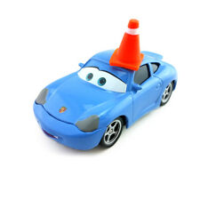 Mattel Disney Pixar Cars Sally With Cone Metal Diecast Toy Car 1:55 New Loose