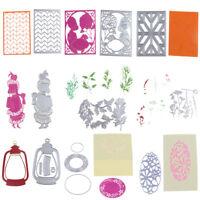22Type DIY Cutting Dies Scrapbooking Embossing Paper Card Album Craft Decor Gift